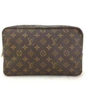 Louis Vuitton XL Monogram Toiletry Travel Bag Case
